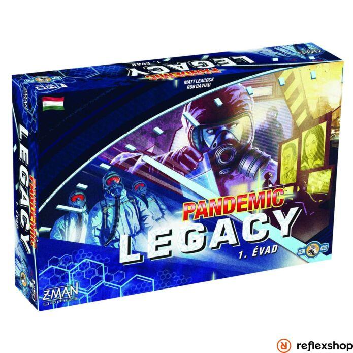 Z-Man Pandemic Legacy társasjáték