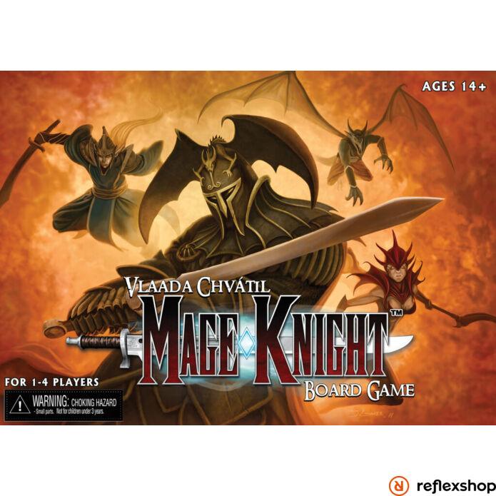 Mage Knight angol nyelvű társasjáték