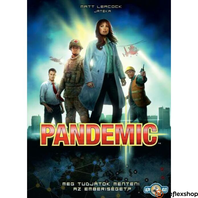Z-Man Pandemic társasjáték