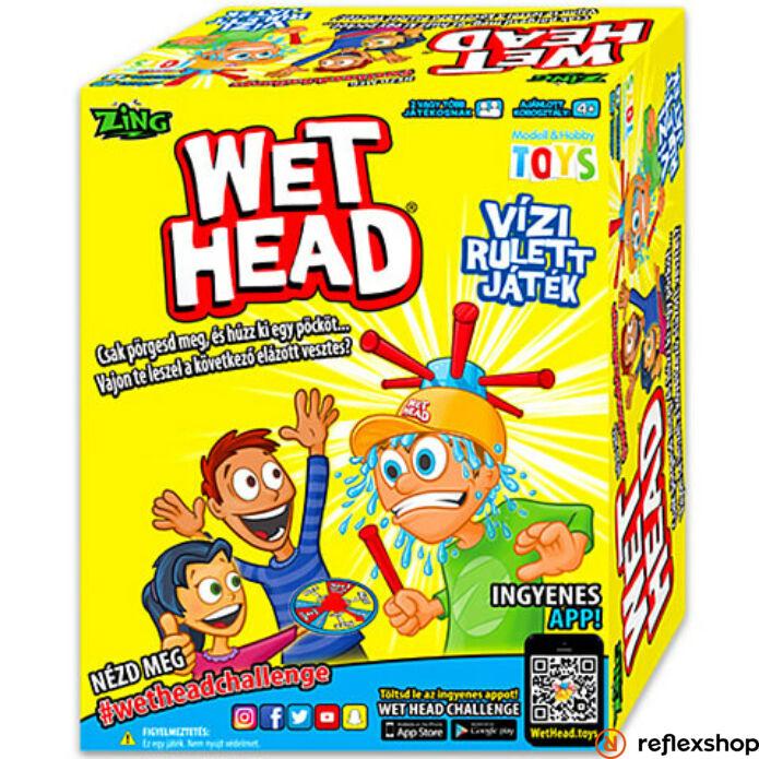 Wet Head - vízirulett társasjáték