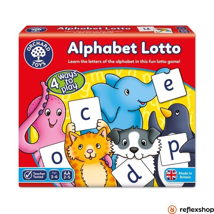 Orchard ABC lottó társasjáték