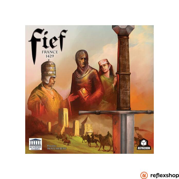 Fief France 1429 angol nyelvű társasjáték