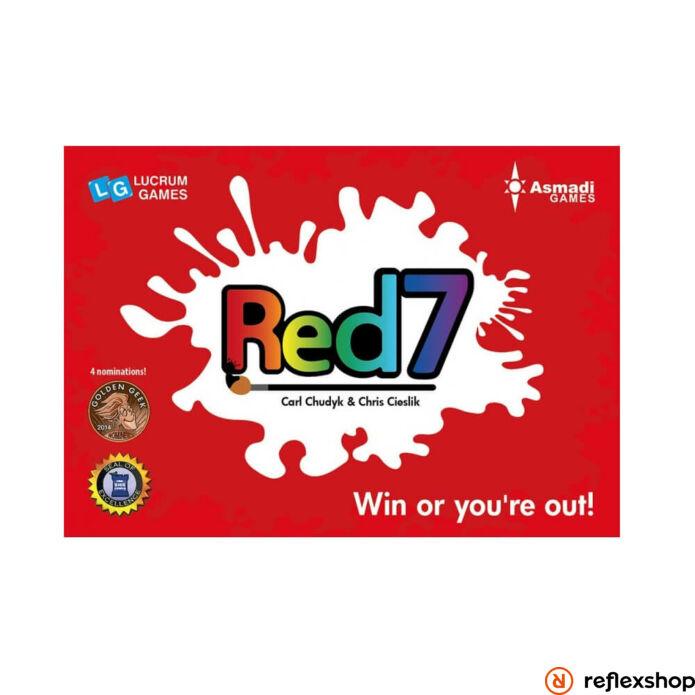 Red 7 társasjáték