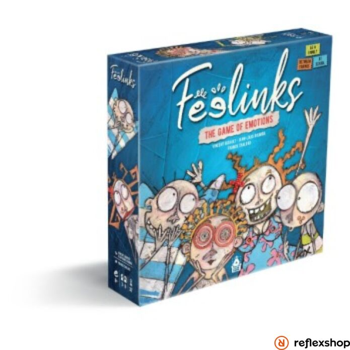 Blackrock Games Feelinks angol nyelvű társasjáték