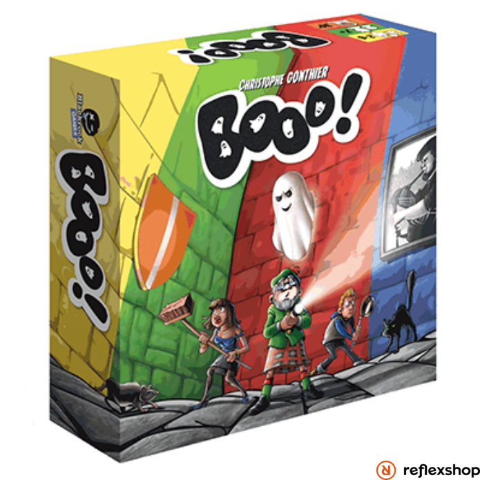 Blackrock Booo társasjáték