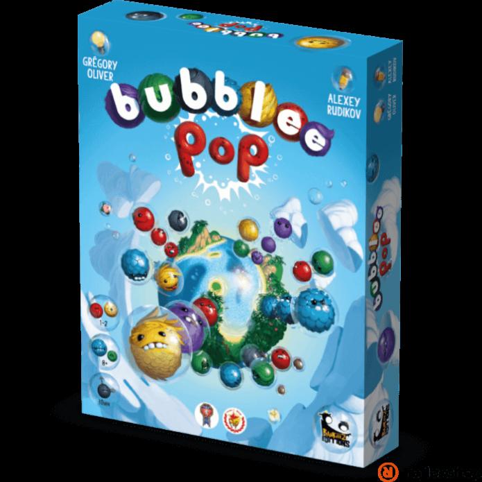 Bubblee Pop társasjáték