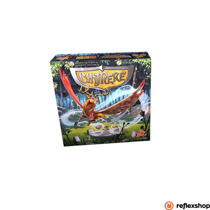 Blackrock Games - Chimere társasjáték