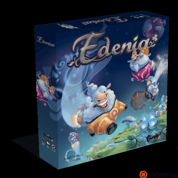 Blackrock Games - Edenia tarsasjatek