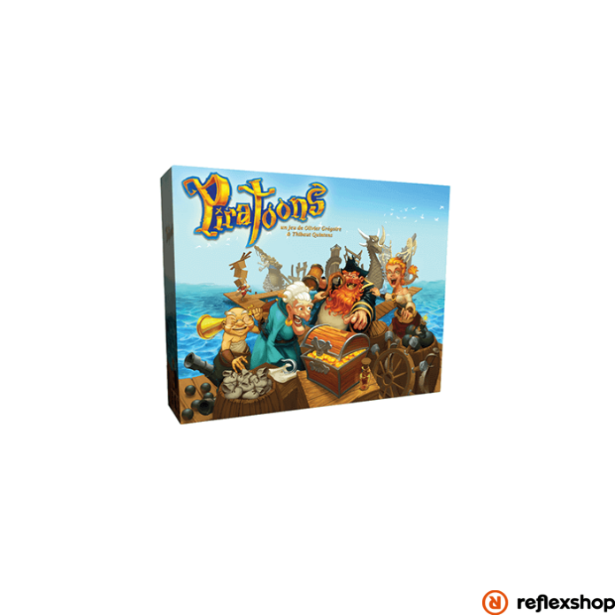 Blackrock Games - Piratoons társasjáték