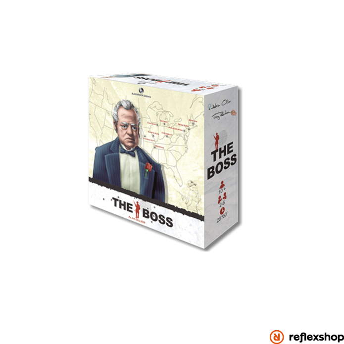 Blackrock Games - The Boss társasjáték