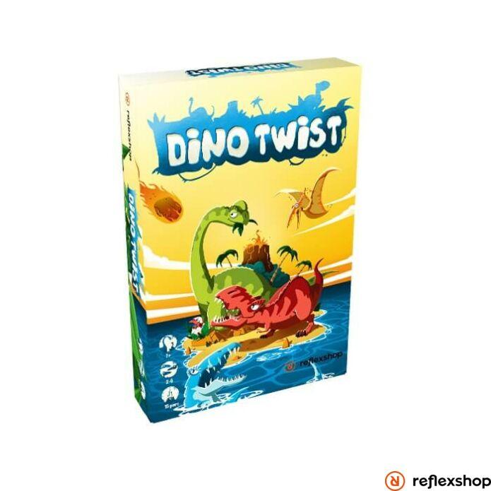 Blackrock Games - Dino Twist családi társasjáték