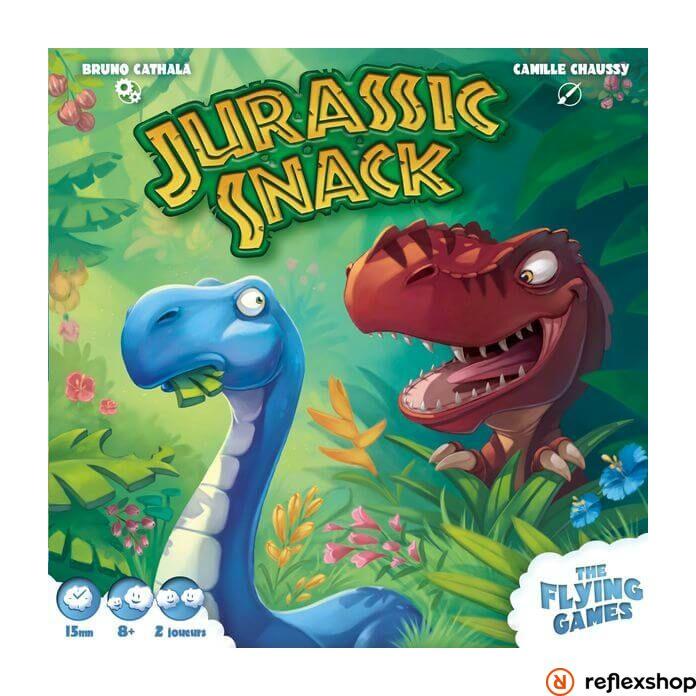 Blackrock Games - Jurassic Snack - Reflexshop