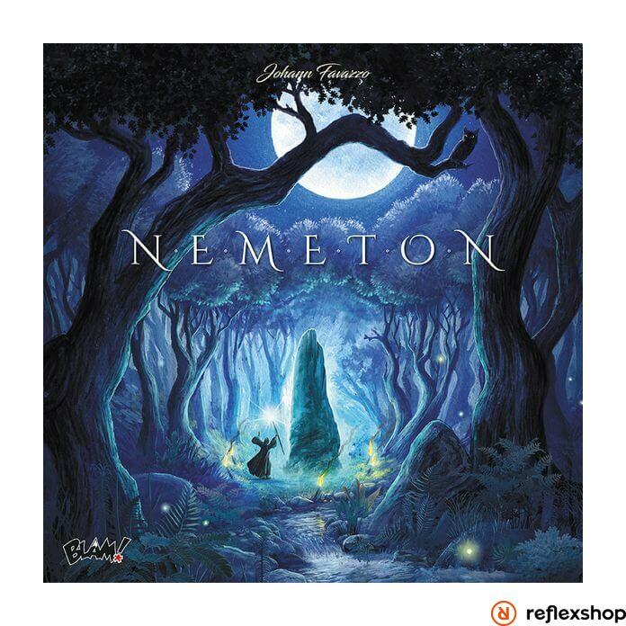 Blackrock Games Nemeton társasjáték - Reflexshop
