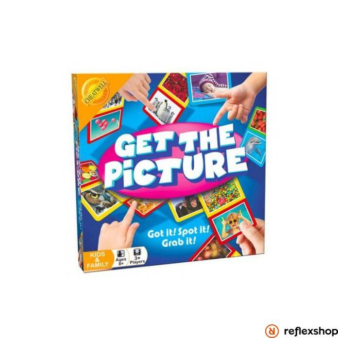 Cheatwell Get the picture logikai társasjáték