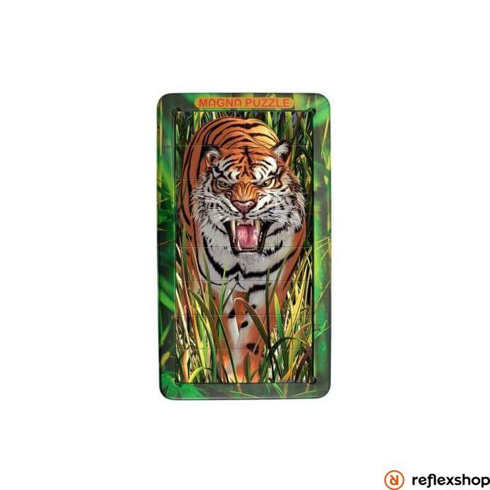 Cheatwell Games 3D Magna Portraits puzzle - tigris