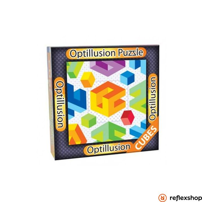 Cheatwell Games 3D Optillusion puzzle