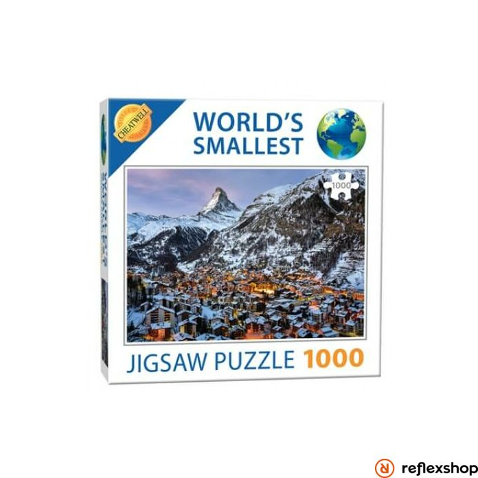 Cheatwell Games A világ legkisebb kirakósa - Matterhorn