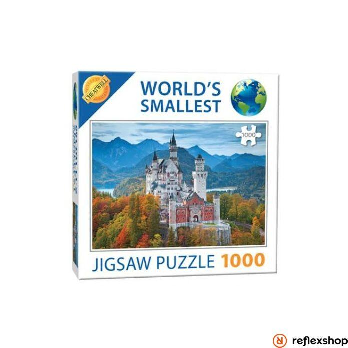 Cheatwell Games A világ legkisebb kirakósa - Neuschwanstein kastély