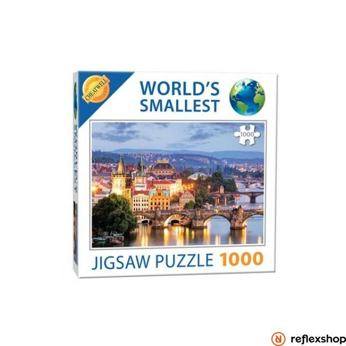 Cheatwell Games A világ legkisebb kirakósa - Prága