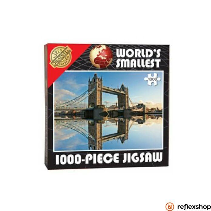 Cheatwell Games A világ legkisebb kirakósa - Tower Bridge