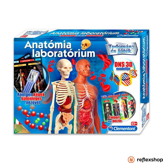Sapiento Anatómia laboratórium társasjáték
