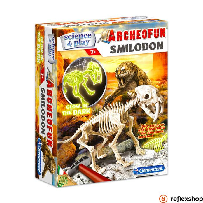 Archeofun - Kardfogú tigris társasjáték