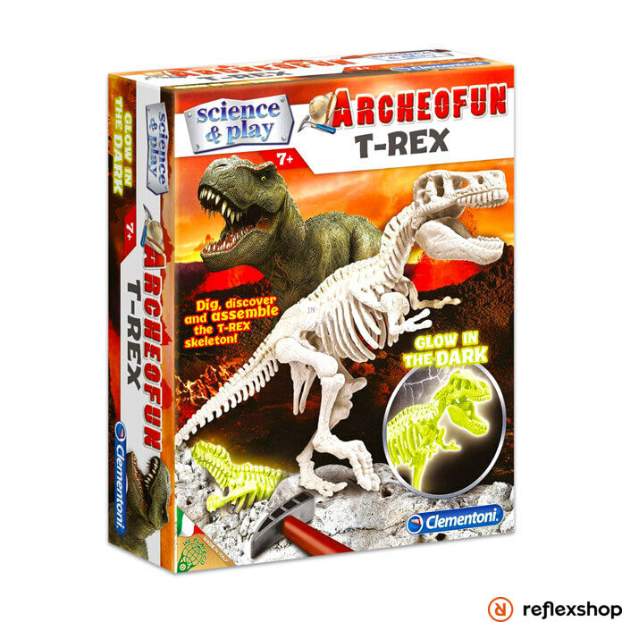 Archeofun- T-Rex társasjáték