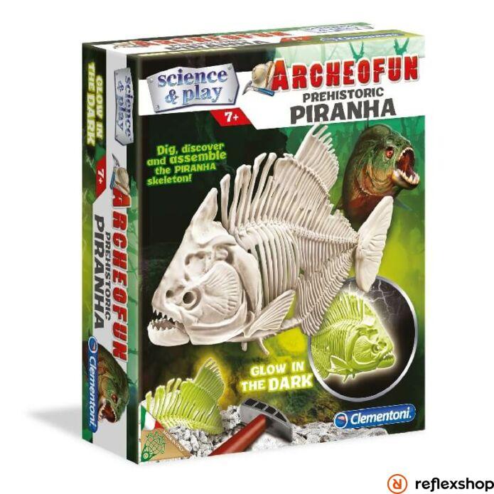 Archeofun: Piranha társasjáték