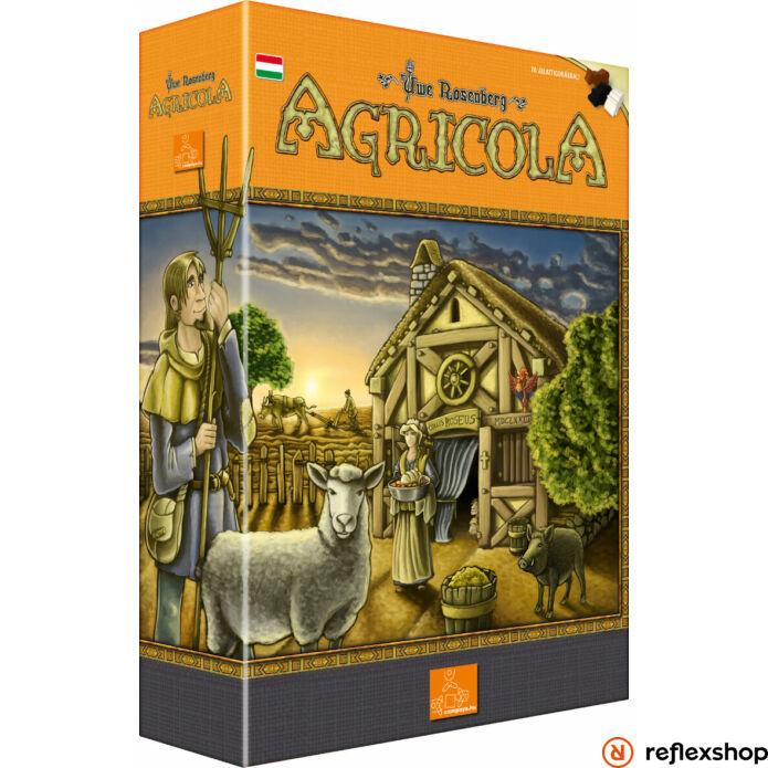 Agricola társasjáték új kiadás