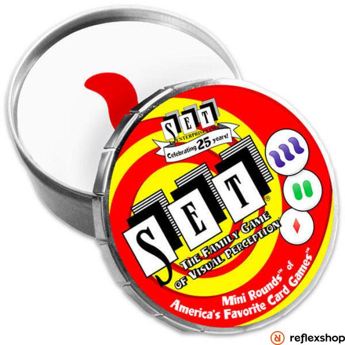 ComPaYa Set MINI Round felismerés kártyajáték