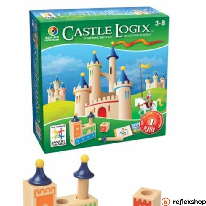 Smart Games Castle Logix logikai játék