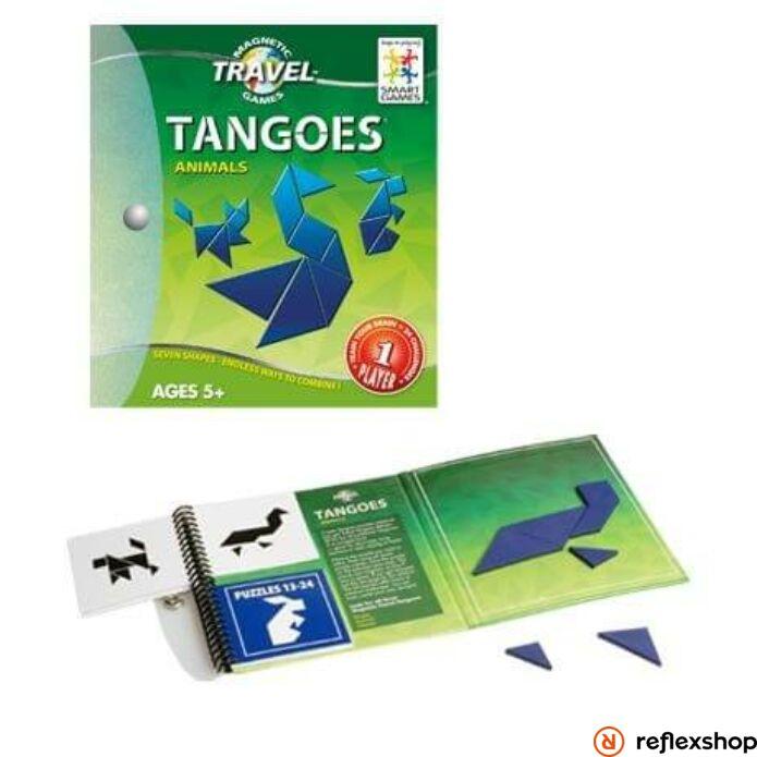 Smart Games Tangoes Állatok logikai játék