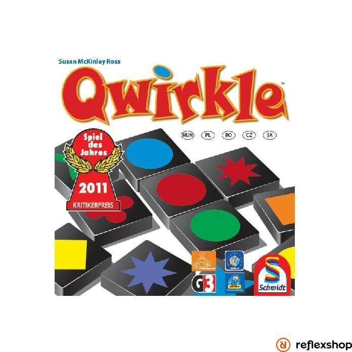 ComPaYa - Qwirkle - Formák színek kombinációk!