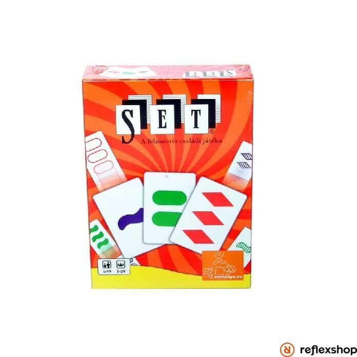 ComPaYa Set felismerés kártyajáték