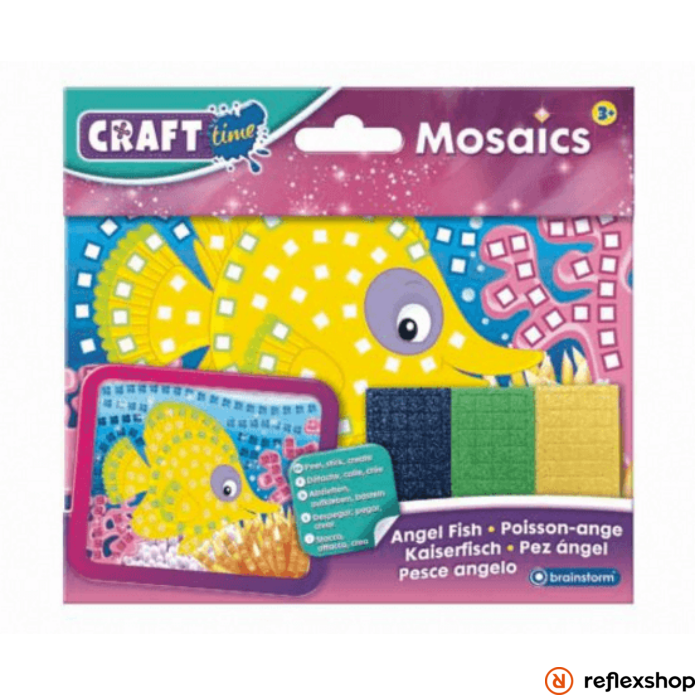 BS Craft Time Angyalhal Mini mozaik