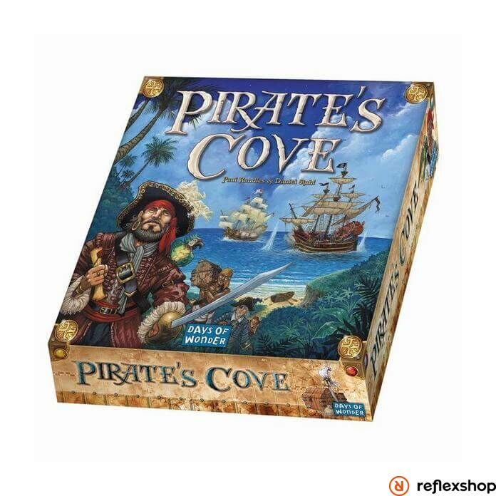 Pirate's Cove angol nyelvű társasjáték