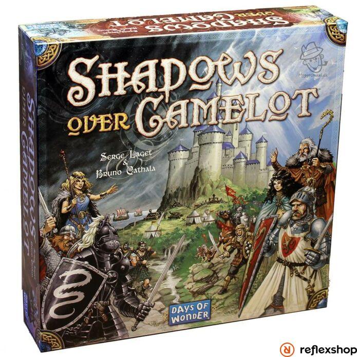 Shadows over Camelot angol nyelvű társasjáték