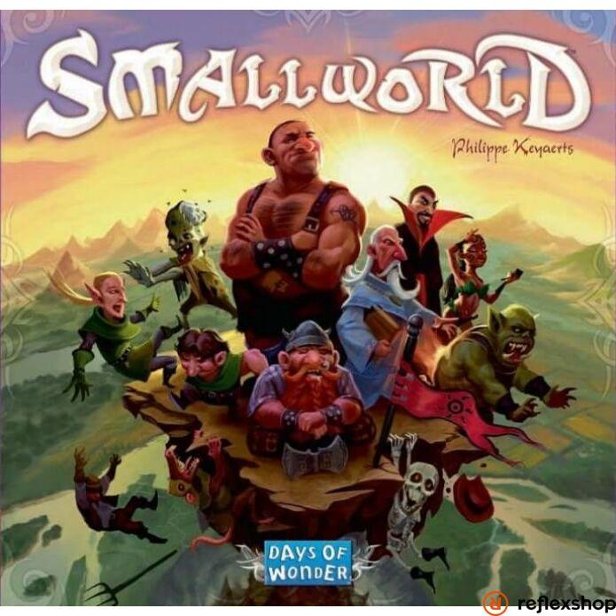 Small World stratégiai társasjáték