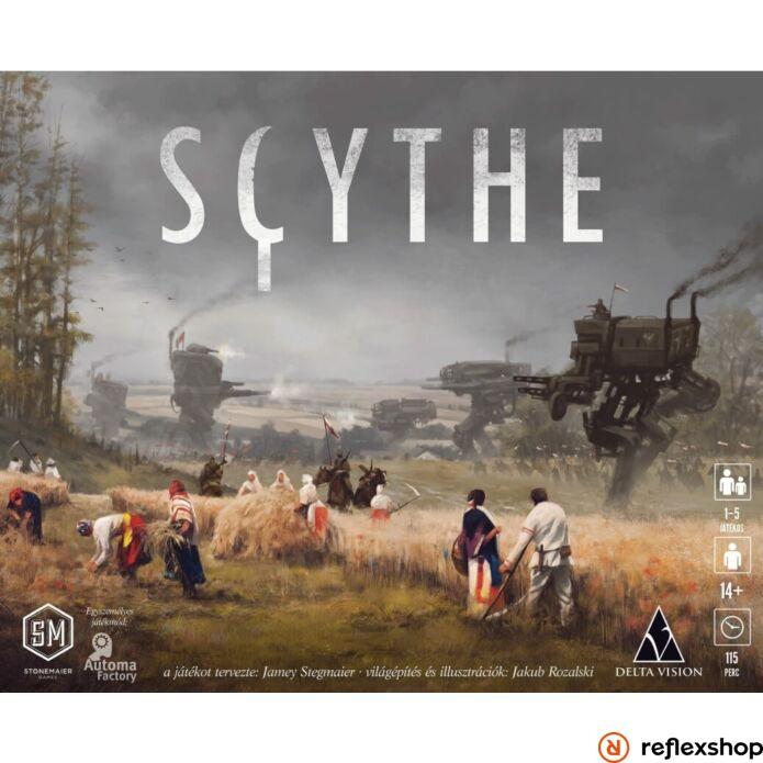 Scythe stratégiai társasjáték