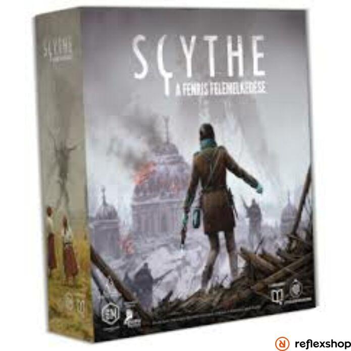 Scythe A Fenris felemelkedése kiegészítő