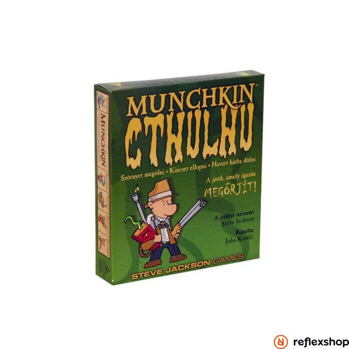 Munchkin Cthulhu társasjáték