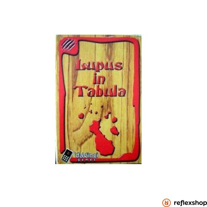 Lupus in Tabula társasjáték