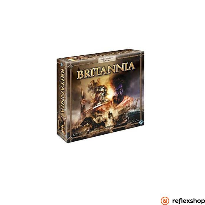 Britannia - magyar társasjáték