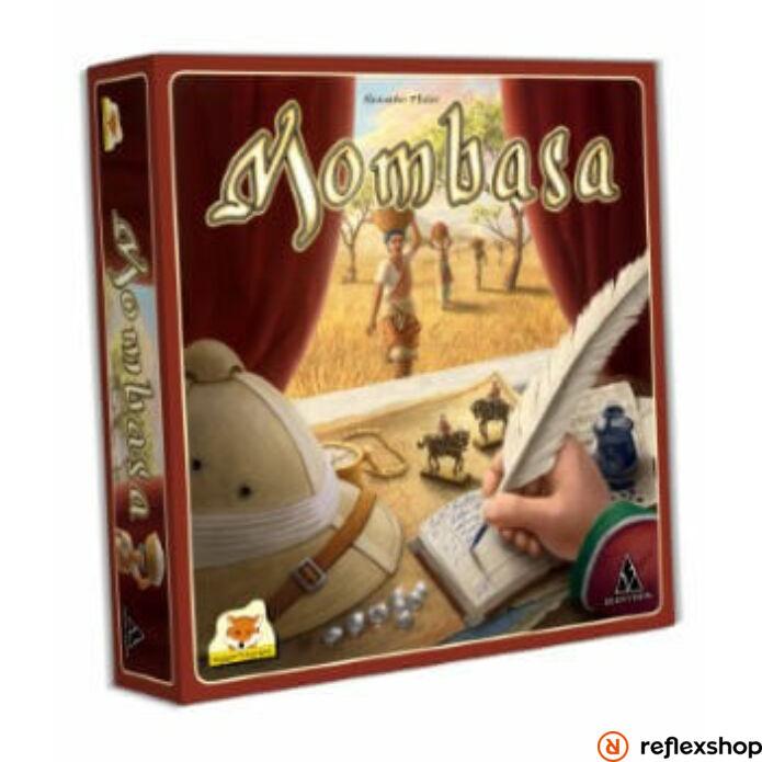 Delta Vision Mombasa társasjáték