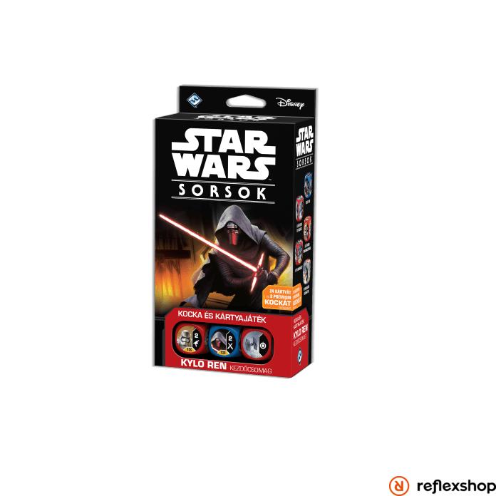 Star Wars Sorsok: Kylo Ren kezd?csomag társasjáték