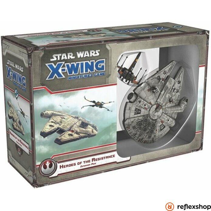 Star Wars X-Wing: Az ellenállás h?sei kiegészít?