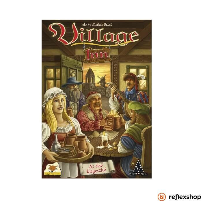 Village Inn (kiegészít?) társasjáték