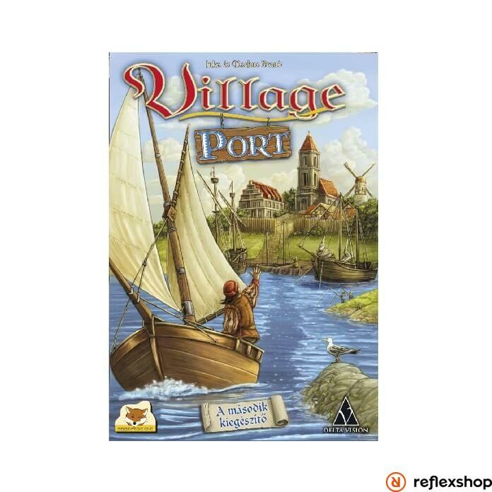 Village Port (kiegészít?) társasjáték