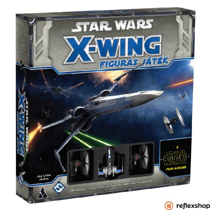 Star Wars X-Wing - alapjáték SWX36 társasjáték