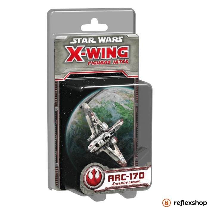 Star Wars X-Wing: ARC-170 Kiegészít? csomag társasjáték